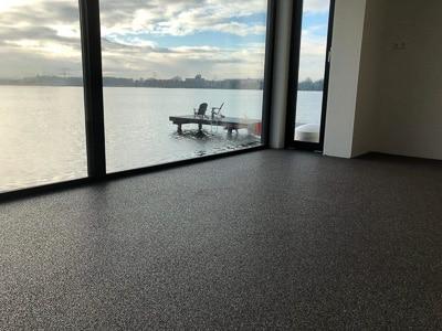 Intro vloerencentrum gallerij grindvloeren