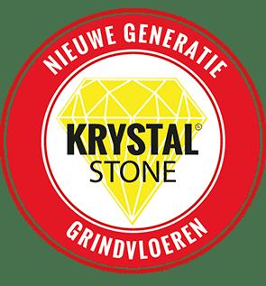 logo krystalstone grindvloeren