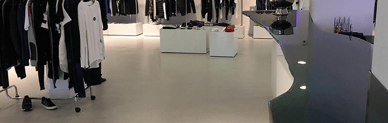 winkelvloeren troffelvloeren showroom