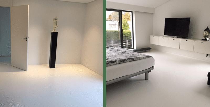 vloeren gietvloeren slaapkamer gallerij