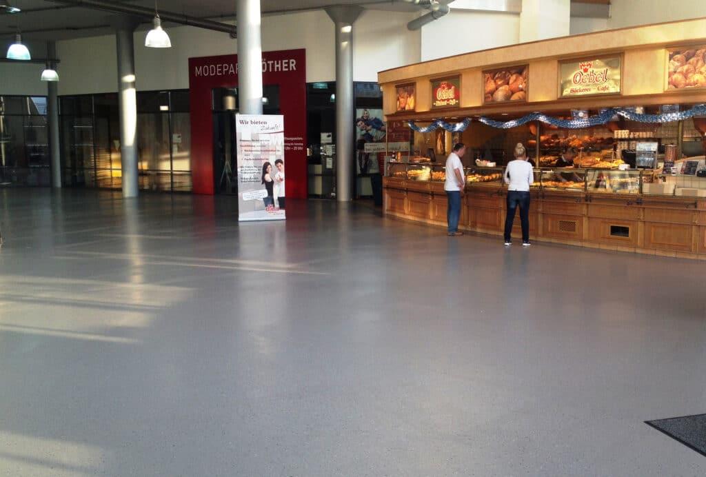 Troffel vloer Intro Vloerencentrum assortiment